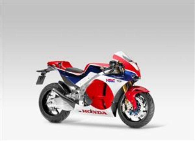 画像: ホンダ、2千万円のオートバイ発売へ ほぼモトGP仕様:朝日新聞デジタル