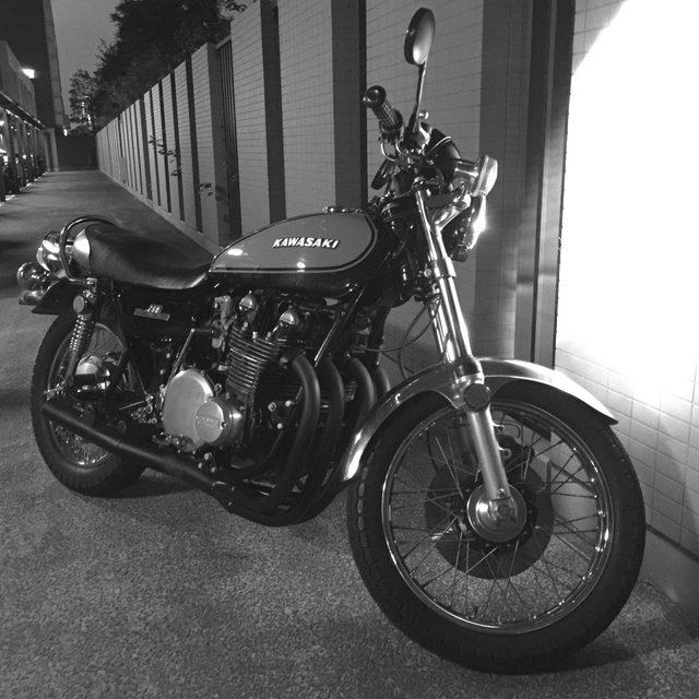画像: Kawasaki 750RS