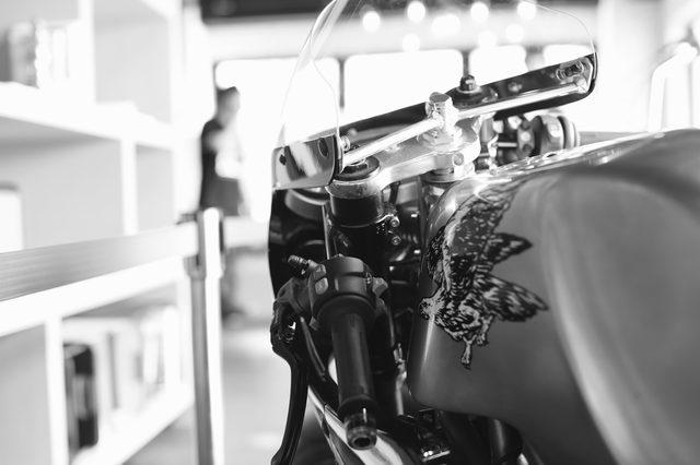 画像2: オートバイ文化啓蒙の親善大使?