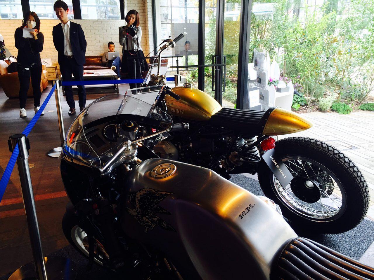 画像5: オートバイ文化啓蒙の親善大使?