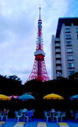 画像: 東京タワー