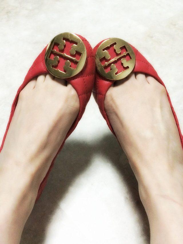 画像: 赤い靴♡