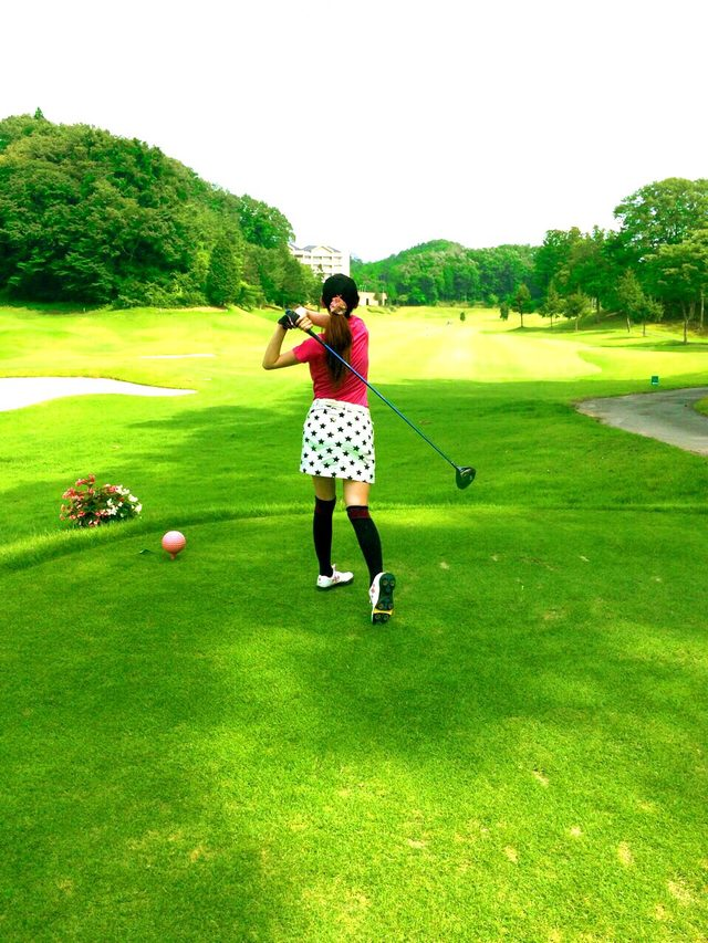 画像: ゴルフ♡