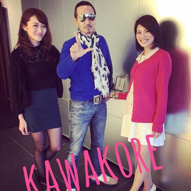 画像: #kawacore#記者会見#スイーツ番長#revolver#vector