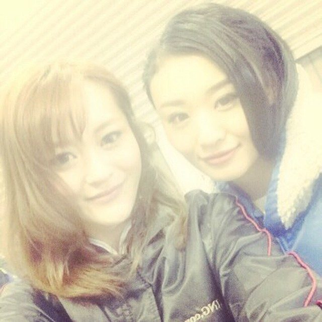 画像: #オートメッセ#松永あやめ#suzuki#パーツキング#極寒#雪