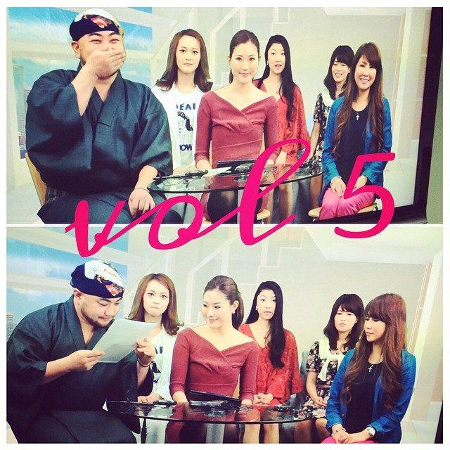 画像: #Ustream#Girs.tv#カワコレch#人間だものちゃん#SARAさん#きりんかりん instagram.com