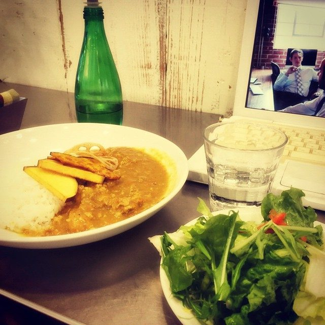 画像: #cafestudio#lunch#harajuku##tokyo#japan#仕事でお世話になってるカフェを、販売のバイト期間中使いまくりや instagram.com
