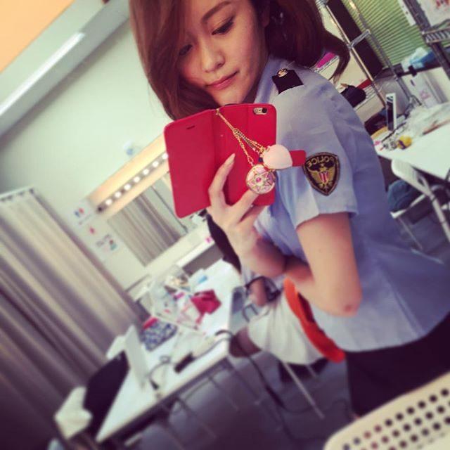 画像: #police#警察官#転職#逮捕したげる instagram.com