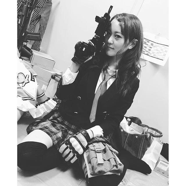 画像: #シューティングガール#がんむす#dmm#tgs instagram.com