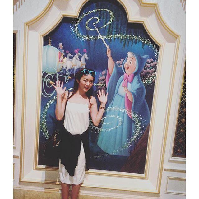 画像: #シンデレラ城#フラッシュで#魔法にかかる instagram.com
