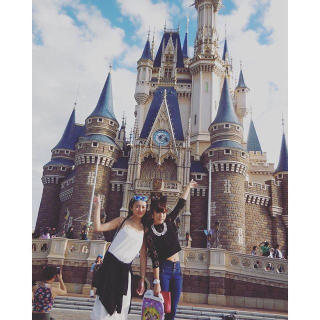 画像: #シンデレラ城 instagram.com