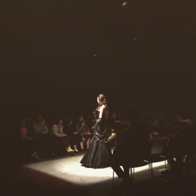 画像: おつかれさまでした♡ #fashion #show #dress #runway #VANTAN instagram.com