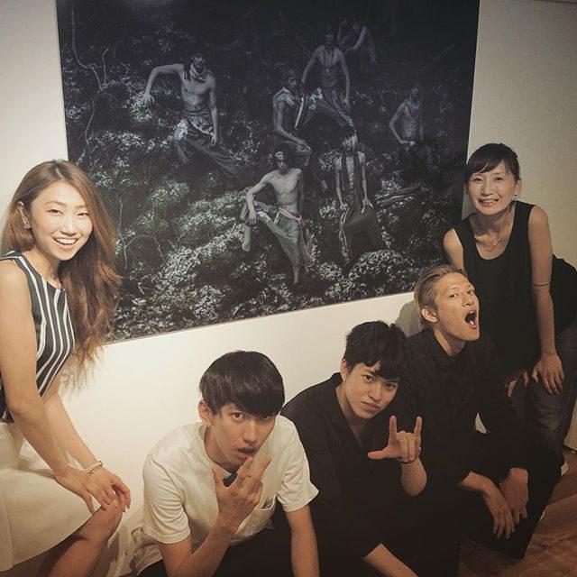 画像: Moriya Familia  写真展「メゾン・ド・モリヤ」 https://www.facebook.com/events/507737669379906/  どの作品も素敵すぎて 観入ってしまう〜ヾ( ´ ▽ ` *)ノ  どうにか行けてよかっ ... instagram.com