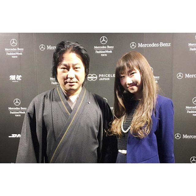 画像: … Mercedes-Benz Fashion Week TOKYO _JOTARO SAITO_ KIMONO STYLE COLLECTION  with 斉藤上太郎さん  #MBFWT #JOTAROSAITO #WWDJFW #着物 #日本 ... www.instagram.com