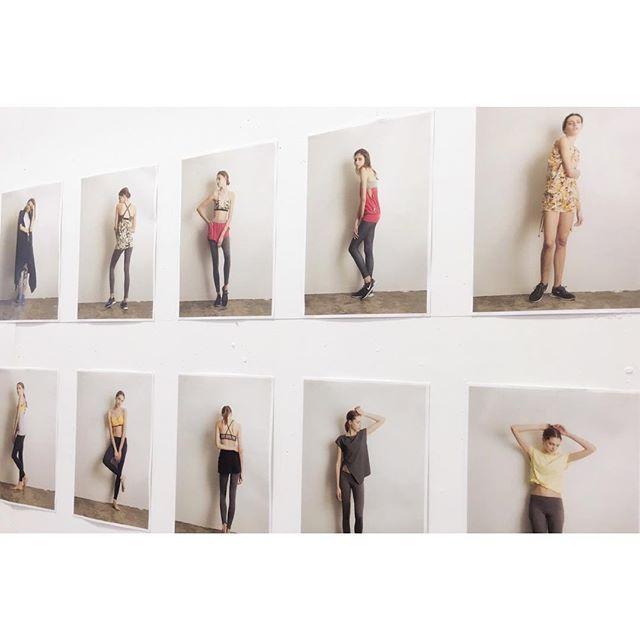 画像: Julier (ヨガウェア) .  2016 Autumn Collection  こちらも本日最終日! @ 代官山 WHITE ROOM  ヨガやってる子、タイミング合えば覗いてみてね #Julier #yoga #fashion #2016 # ... www.instagram.com