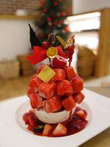 画像: グラッシェルの「バシュラン」クリスマスバージョンはイチゴのパンデビス風味!!