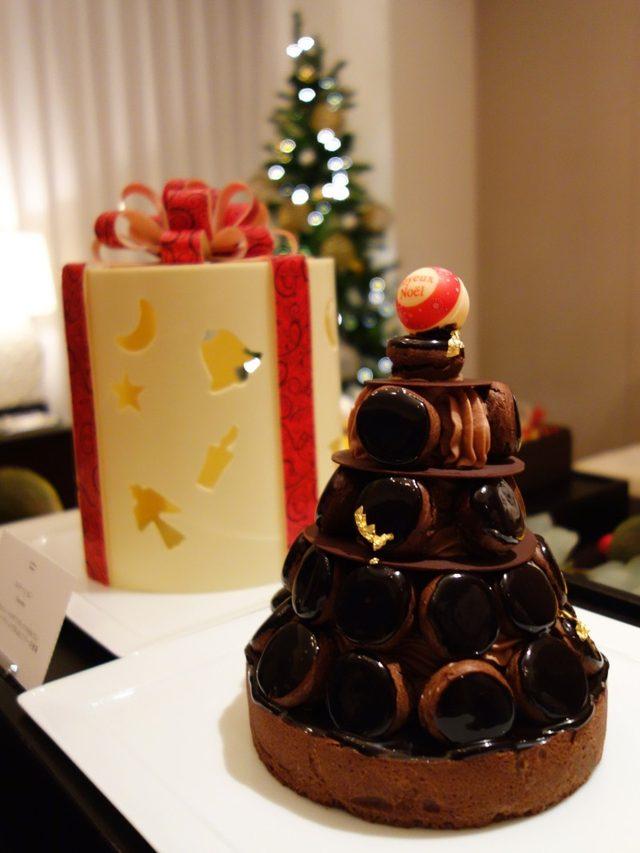 画像: 必見!! 2014ホテルクリスマスケーキのスイーツ番長まとめ
