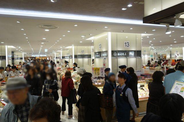 画像: ロマンスカーマカロンとミニシューラスクが小田急百貨店町田店に新登場!