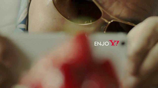 画像: Y!mobile テレビコマーシャル出演「ENJOY!2980円」篇 15秒