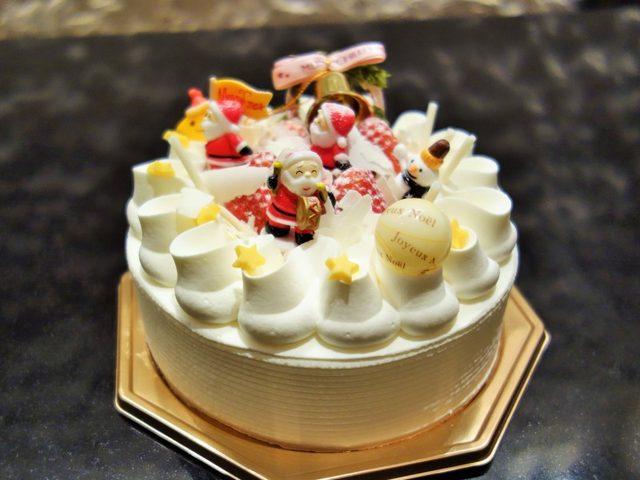画像: クリスマスケーキはヤッパリ「苺のショートケーキ」だね!
