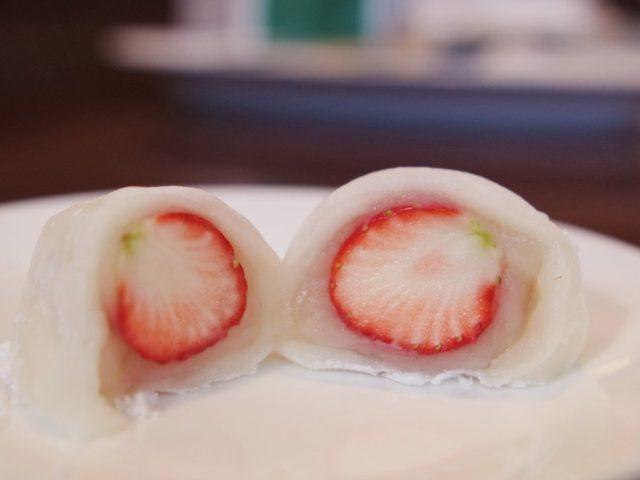 画像: 「100年に一度のイチゴ(15)イヤー」だから苺大福が食べたい!
