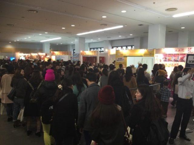 画像: 日本女子博覧会 グルメ&スイーツ大盛況!