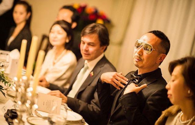 画像: コロンビア大使公邸 コロンビアコーヒーとフードペアリングディナーパーティ
