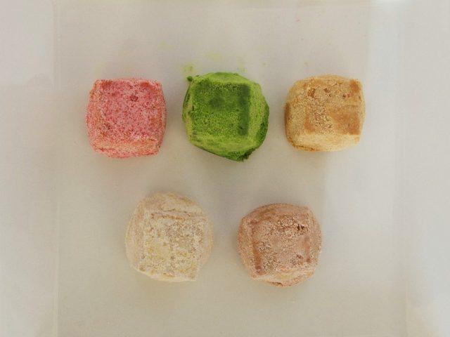 画像: ホワイトデーギフトにも...!淡い彩りと食感、和菓子のような繊細さも併せ持つ焼き菓子