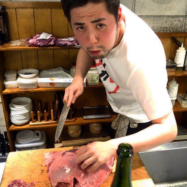 画像: ゴッサムグリルの後は、ブッチャー堤の周年パーティーへ!! まだまだ肉でるよ〜(笑) instagram.com
