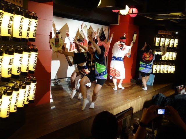 画像: 阿波踊りが観られる居酒屋!飲んで食べて!見て踊る!