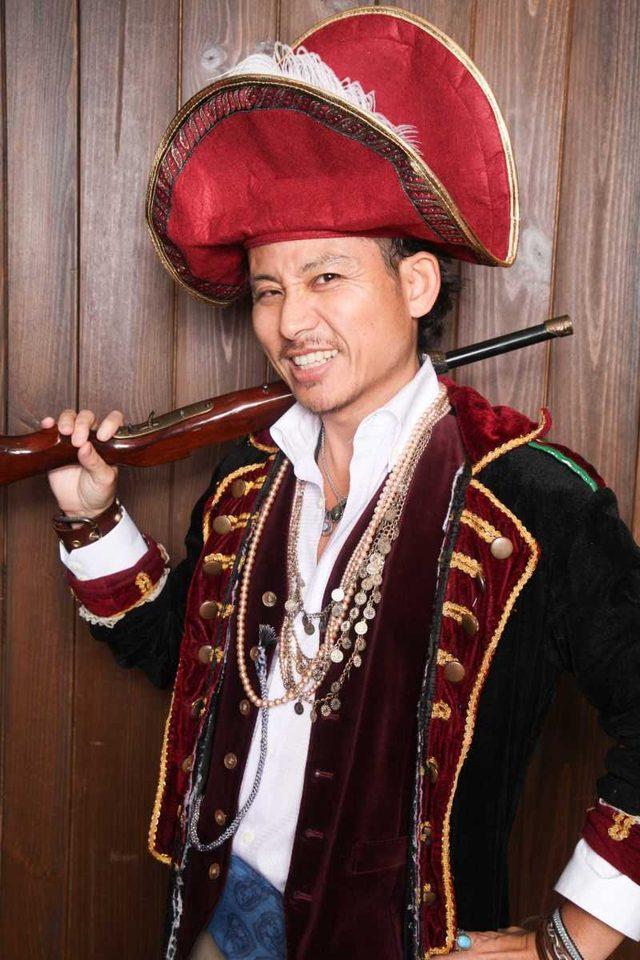 画像: kyahプロデュース「バックリブのクリームパスタ 〜イタリア海賊仕立て〜」
