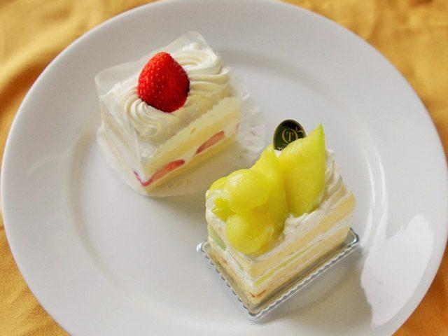 画像: 春のショートケーキには「新緑」色のショートはいかが?