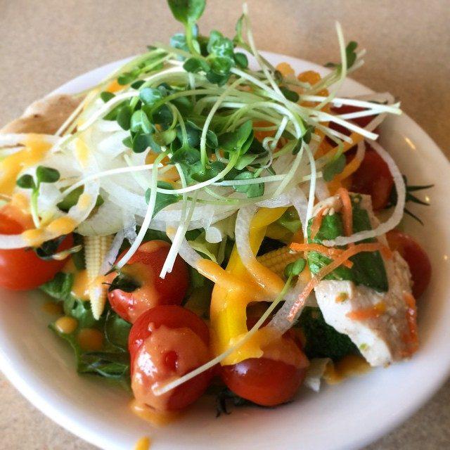 画像: ダレかさんの投稿見て、俺も野菜がたらふく食べたくなって、シズり中(笑) instagram.com