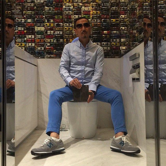 画像: 失礼します(笑) instagram.com