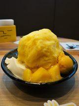 画像: マンゴーかき氷(芒果綿花甜)
