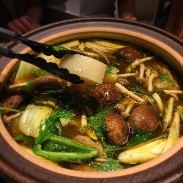 画像: 暑い、、、カレーが欲しくなる! というわけで、洋風鍋マルミットのカレー鍋でディナー!! instagram.com