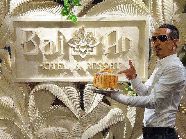 画像: 男と女のリゾートホテルから、女子会プランホテルとして人気の「ホテル バリアンリゾート」の、人気パンデザート「ハニトー」のフレンチトースト版をスイーツ番長が考案! どのタイミングで食べるのかはアナタ次第(笑)