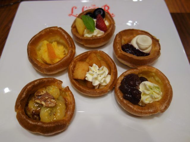 画像: 原宿、吉祥寺などでで行列している新感覚パンケーキ「ダッチベイビー」を、渋谷の人気カフェレストラン「L.LovesR.(エルラブズアール)」が、さらなる進化版フィンガースイーツを開発!