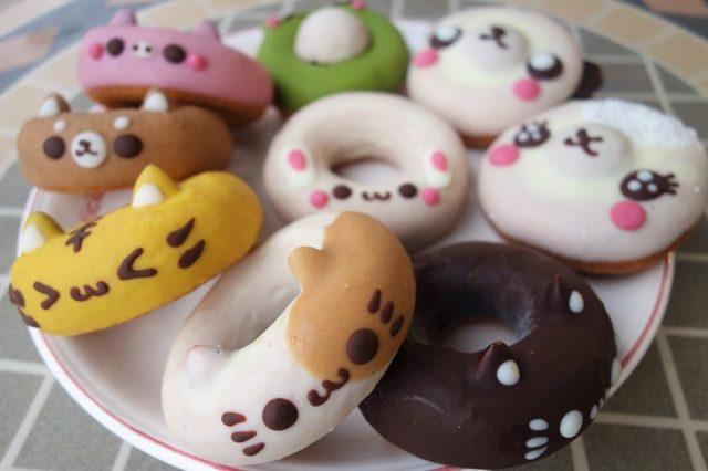 画像: たった2坪で、1日2000個売れる人気ドーナツ!「イクミママのどうぶつドーナツ」