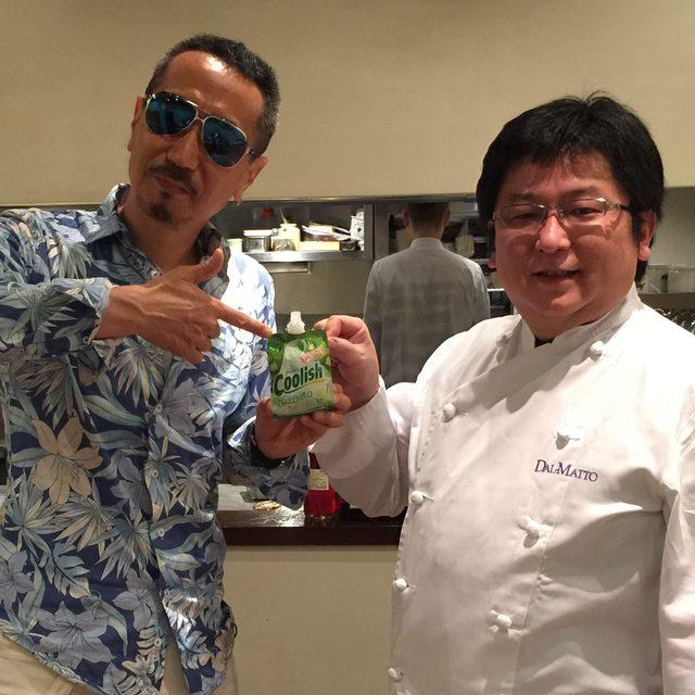 画像: クーリッシュを使った、まじスッゲぇ美味しいイタリアンが完成!平井 正人 ダルマットシェフと考案