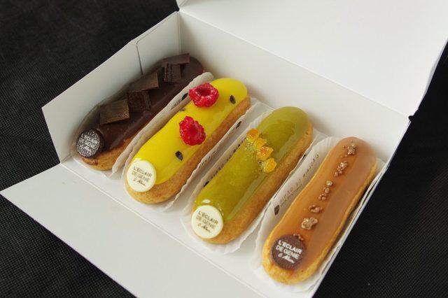 画像: パリのエクレア専門店が6月10日新宿高島屋に新登場!