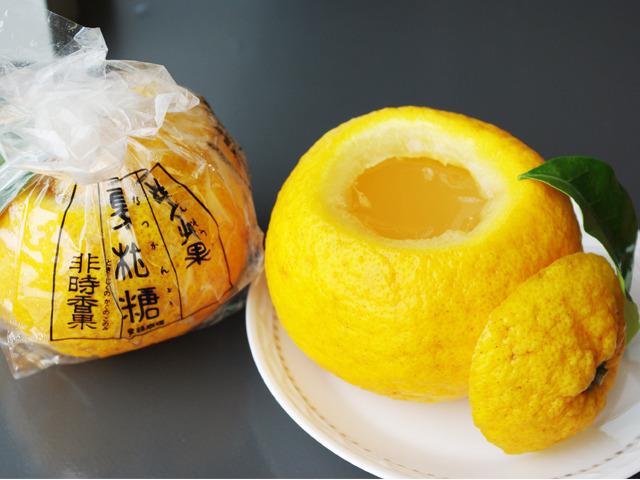 画像: 【スイーツ番長推薦!】毎年、シーズンを待ち望み、買い求める者多数の「夏柑糖」とは?