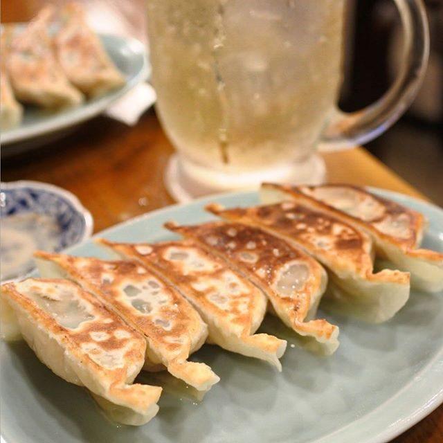 画像: 餃子餡の肉の割合が4割6割8割と選べる肉汁餃子!!これは、オススメの6割〜 #肉汁ぷっしゃー instagram.com