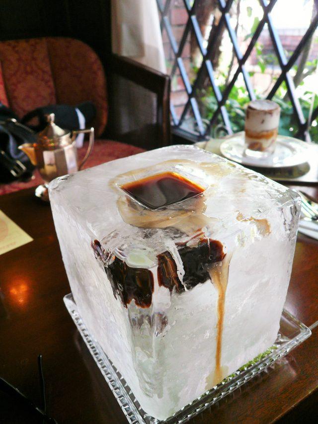画像1: 氷の器のアイスコーヒー