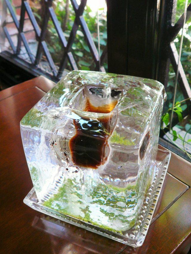 画像2: 氷の器のアイスコーヒー