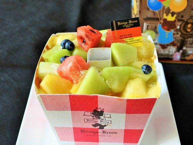 画像: 【スイーツ番長推薦!】カラフルなフルーツとジュレで涼しげシフォンケーキ