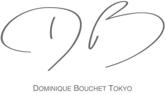 画像: DOMINIQUE BOUCHET TOKYO