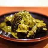 画像: いつ食べても旨い、鮑の肝リゾット。病み上がりに優しい! 今宵 #アメージングうめーじんぐ instagram.com
