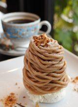 画像3: 古都 鎌倉で食べられる小布施栗のモンブランが絶品