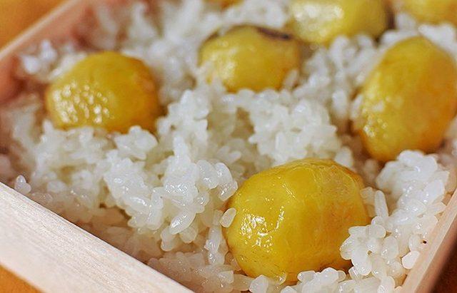 画像: 日本一の栗の郷からやってきた「和栗や」の金色に輝く「栗おこわ」 スイーツ番長 - ippin(イッピン)